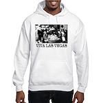 Old Las Vegas Nevada Hooded Sweatshirt