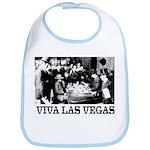 Old Las Vegas Nevada Bib
