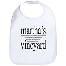 367.martha's vineyard Bib