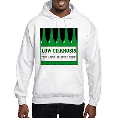 low cirrhosis Hoodie