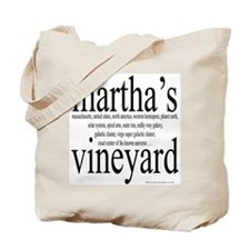 367.martha's vineyard Tote Bag