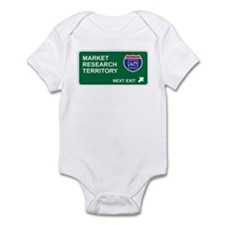 Market, Research Territory Infant Bodysuit