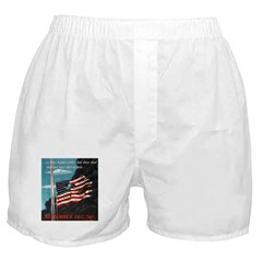 Pearl Harbor Day Boxer Shorts