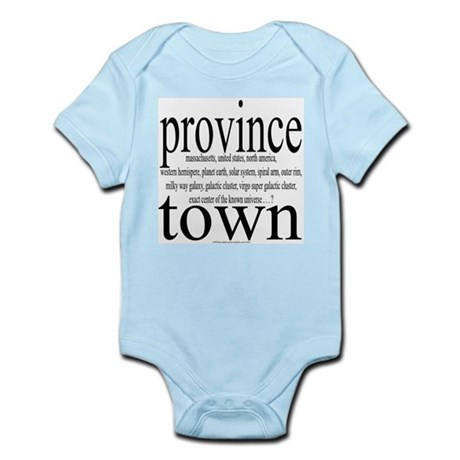 367.provincetown Infant Creeper