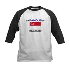 I'd Famous In SINGAPORE Tee