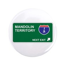 "Mandolin Territory 3.5"" Button (100 pack)"