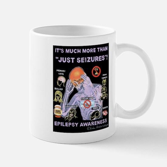 MORE THAN JUST SEIZURES Mug