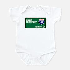 Magic Territory Infant Bodysuit