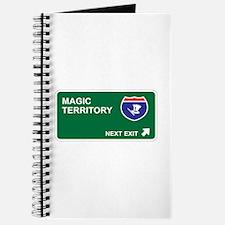 Magic Territory Journal