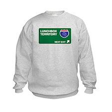 Lunchbox Territory Sweatshirt