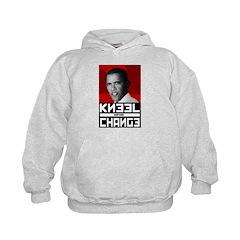 Obama Kneel Before Change Hoodie