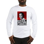 Obama Kneel Before Change Long Sleeve T-Shirt