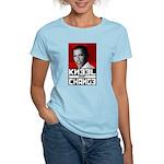 Obama Kneel Before Change Women's Light T-Shirt