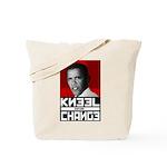 Obama Kneel Before Change Tote Bag