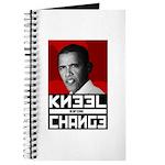 Obama Kneel Before Change Journal