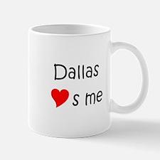 Funny Dallas Mug