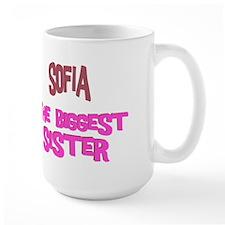 Sofia - The Biggest Sister Mug