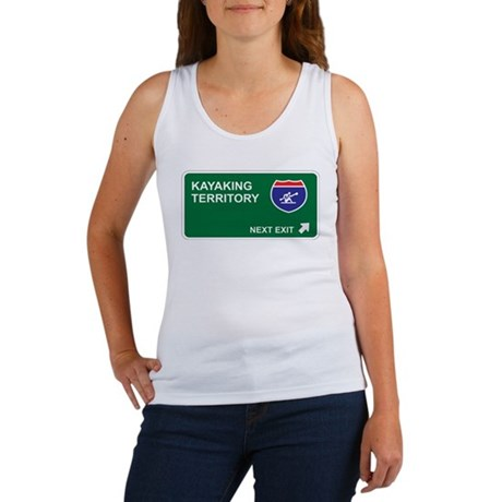 Kayaking Territory Women's Tank Top