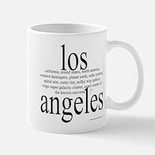 367. los angeles Mug