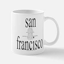 367. san francisco Mug