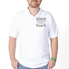 367. stinson beach T-Shirt