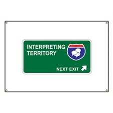 Interpreting Territory Banner