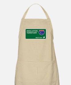Insulation Territory BBQ Apron