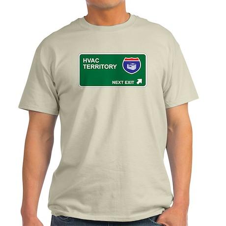 HVAC Territory Light T-Shirt