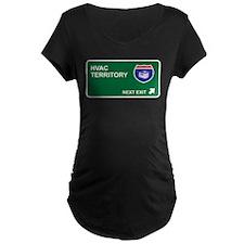 HVAC Territory T-Shirt
