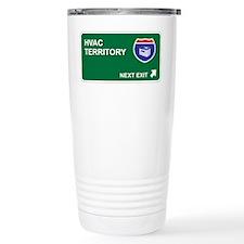 HVAC Territory Travel Mug
