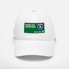 Hurdling Territory Baseball Baseball Cap