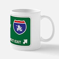 Hurdling Territory Mug