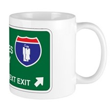 Human, Resources Territory Small Mug