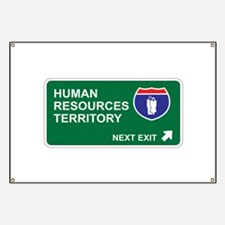 Human, Resources Territory Banner