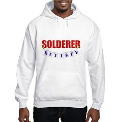 Retired Solderer Hoodie