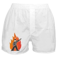 Disco Inferno Boxer Shorts