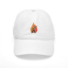 Disco Inferno Baseball Cap