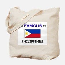 I'd Famous In PHILIPPINES Tote Bag