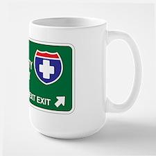 Health, and Safety Territory Mug