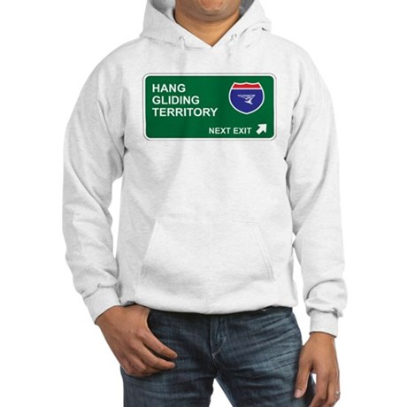 Hang, Gliding Territory Hooded Sweatshirt