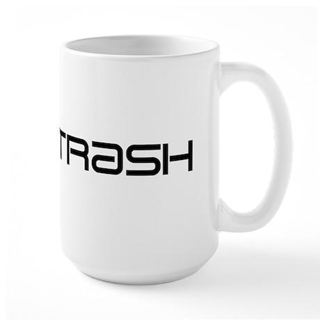 Eurotrash Large Mug