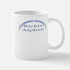 Kickin Asphalt Small Small Mug