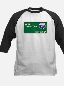 Gun Territory Kids Baseball Jersey