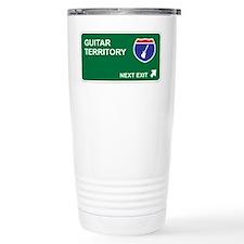 Guitar Territory Travel Mug