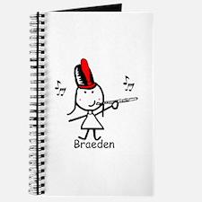 Flute - Braeden Journal