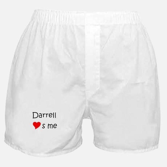 Unique Darrell Boxer Shorts