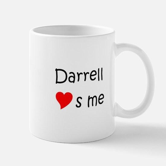 Unique Darrell Mug