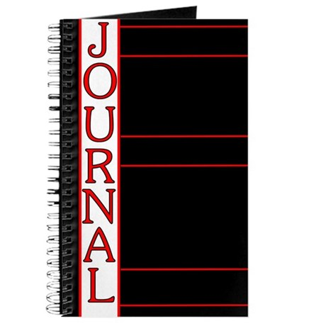 Black and Red Journal