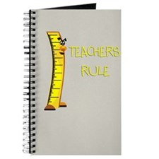 Teachers Rule Journal