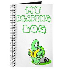 My Reading Log Notebook